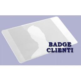 Servizio Stampa Badge...