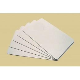 1000 CARD BIANCHE IN PVC...